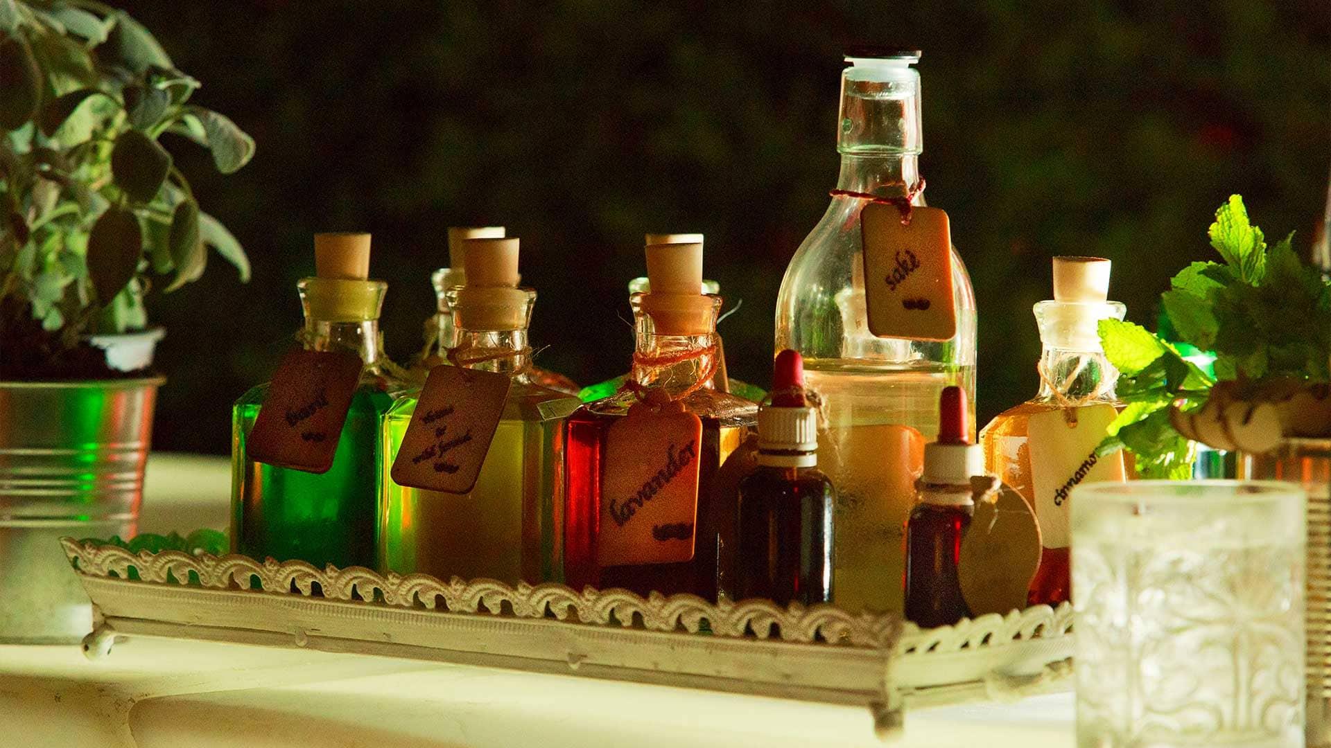 FBS Bar Catering Bottiglie