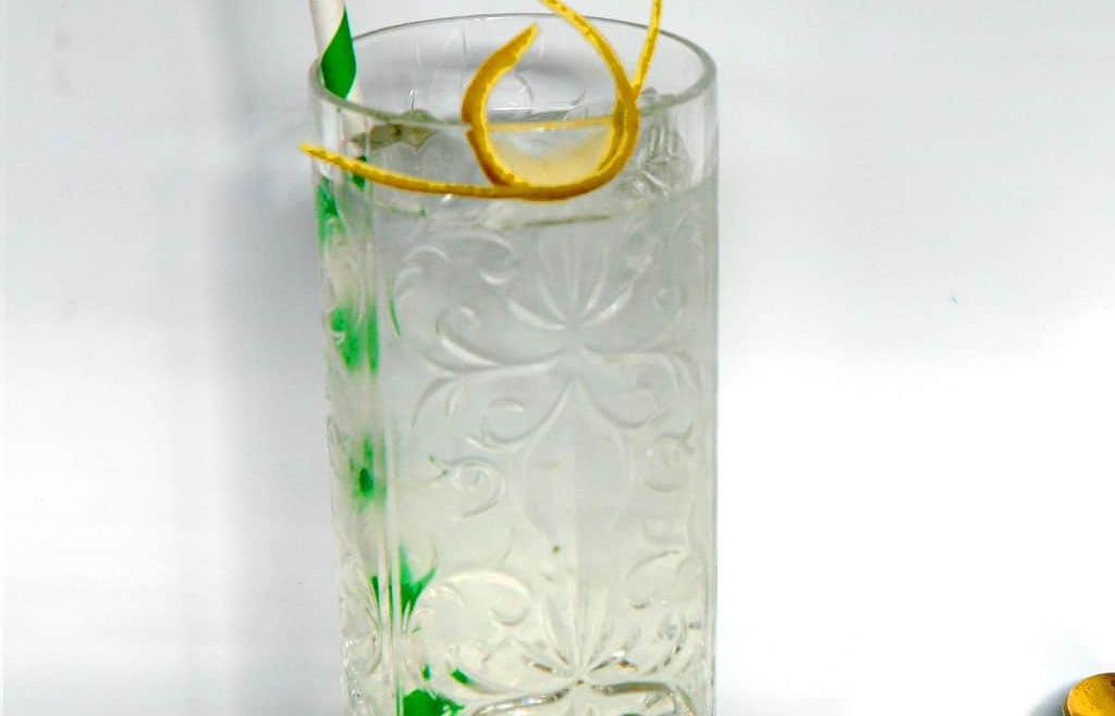 Edelflower & Orange Gin Tonic