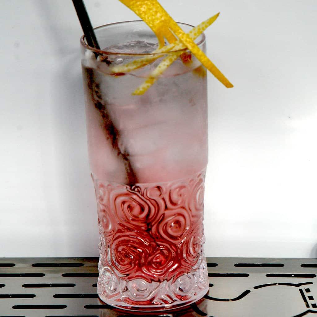 FBS Bar Catering Lavander Gin Tonic